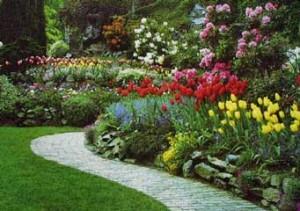 jardin-con-flores